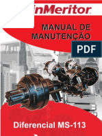 Manual Diferencial meritor MS-113