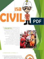 Defenza Civil Diapositiva Gkfvkfufvkufvlguh