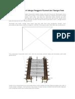 Struktur Plat Lantai