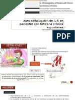 Ficha Mariaesther Vásquez Chirinos IL 6 y Urticaria Crónica