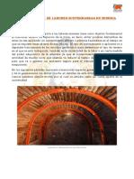 Sostenimiento de Labores Subterraneas en Mineria