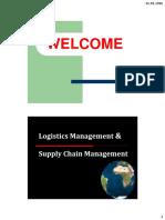 Logistics and Supply Chain Management - Original