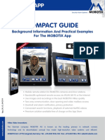 MOBOTIX Compact Guide Mxapp English 140410