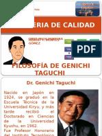 Filosofia de Genichi Taguchi