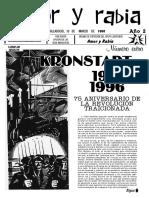 Revista Amor y Rabia Nr. 4 (15.03.1996)