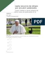 Papa Francisco Instó a Los Jóvenes Para Que Acojan A