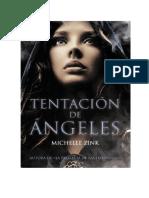 Michelle Zink Tentacion de Angeles