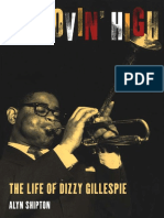 Alyn Shipton - Groovin' High - The Life of Dizzy Gillespie