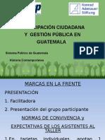 PARTICIPACION CIUDANA Y GESTION PUBLICA.ppt