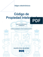 Código de Propiedad Intelectual 2015 - BOE 87