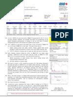 Perwaja Holdings Berhad