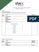 Grade3OnlinePBAPracticeSetAnswerandAlignmentDocument12-18-14