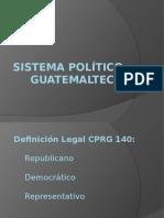 Sistema Político Guatemalteco