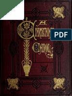 Alfred Trevor Crispin; Mrs. Alfred Trevor Crispin; - A Christmas Carol, Illuminated (Christmascarol00cris)