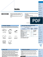 SELPHY CP910 Printer User Guide En