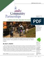 Epstein,School-Family Partnerships.pdf