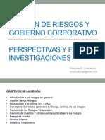 Gestion de Riesgo y Gobierno Corporativo