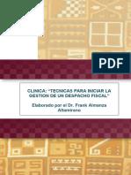 Gestion Despacho Fiscal