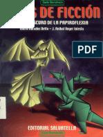 Mario Adrados Netto e J Aníbal Voyer Iniesta - Seres de ficción - El lado oscuro de la papirof [spanish] [scan]