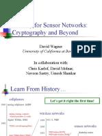 Sistemas de Sensores en Red Lectura26-A
