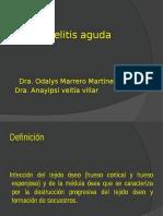 Osteomielitis Maestria
