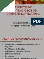 Asuntos No Contenciosos de Competencia Notarial 1