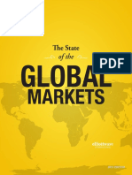 State of Global Markets -2013