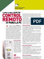 Control Remoto Pc