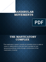 Mandibular Movements Final
