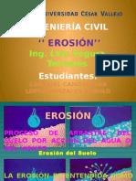 EROSIÓN - Carbajal Cano - Lopez Gonzales