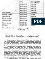 Group 06 Case 1a
