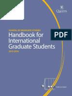 13-0360 International Students Handbook-queens University