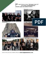 Metal Bulletin Zine 99