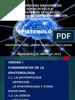 Clases Epistemología Hvca