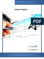 26 May Daily News Letter Equity