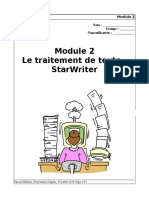 1.0 Writer - Exercices (1)