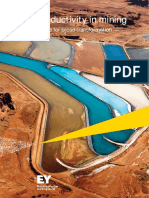 EY Productivity in Mining