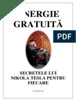 Vladimir Utkin - Energie Gratuita Secretele lui Tesla Pentru Fiecare.pdf