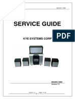 Service Guide SW-HF5.1 3000