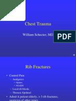 Lecture 5 Chest Trauma