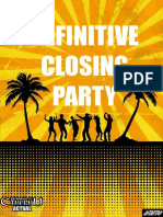 Definitive Closing Party