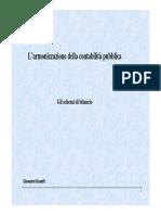 Schemi Di Bilancio Ravelli