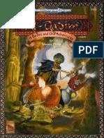 A Dozen and One Adventures, 13 Arabian Adventures, Lvl 1-12