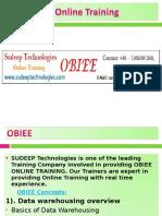 OBIEE online training in USA|OBIEE online training institute in Hyderabad