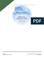 Abcs of Adcs