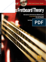 Hal Leonard - At a Glance. Bass Fretboard Theory