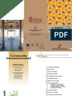 Guia Monumental Granada