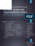 Management 12 PowerPoint on Organizational Behavior