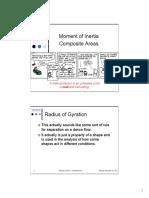 Moment of Inertia - Composite Areas.pdf