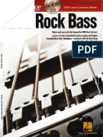 Hal Leonard - At a Glance. Rock Bass